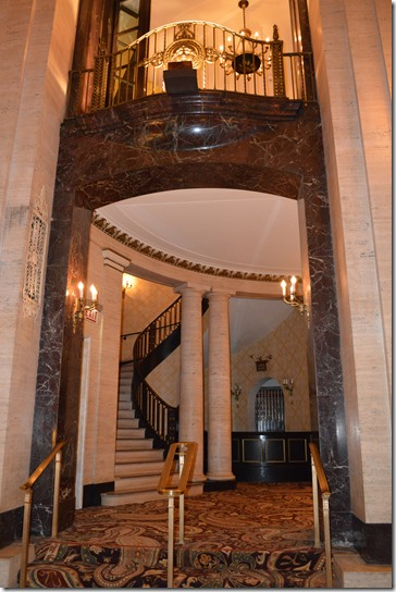 Palmer House Entry way