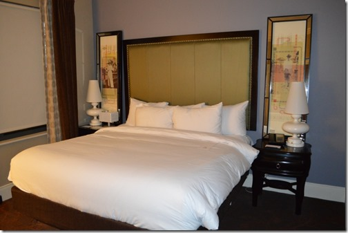 Andaz 505 king bed