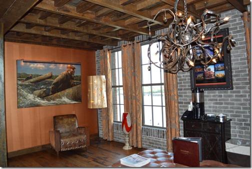 Bohemian Savannah lobby