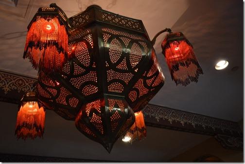 Casa Monica lamp