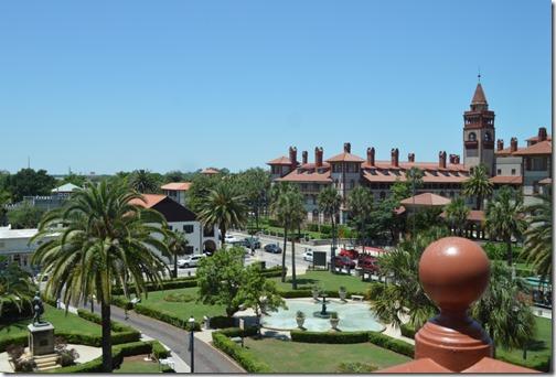 Casa Monica view