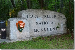 Fort Frederica NM