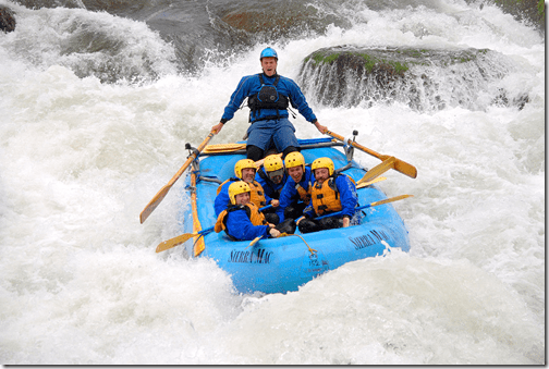 Tuolumne Rafting-2