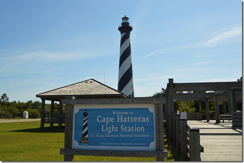 Cape Hatteas lighthouse-1