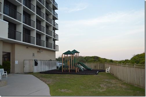 DoubleTree play area