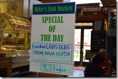 Mike's Fish Market
