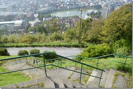 Bergen Stairs