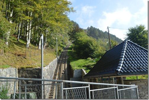 Flobanen track