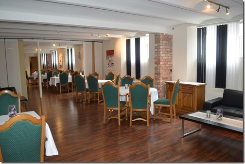 Hotel Atlantic restaurant