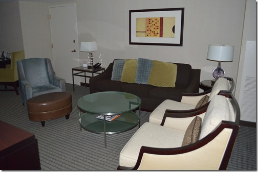 Hyatt SFO suite 2112