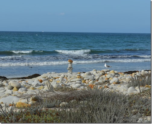 Spanish Bay beach