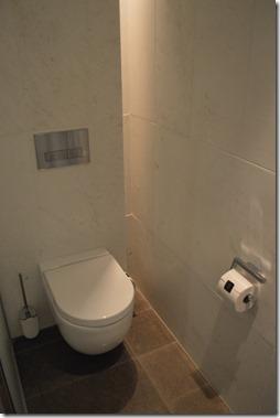toilet room 603