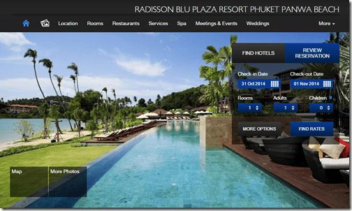 Radisson Phuket