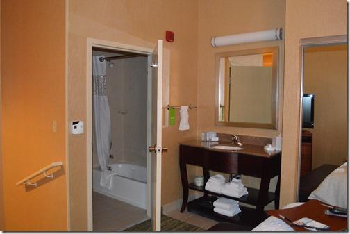 Hampton Denver bathroom