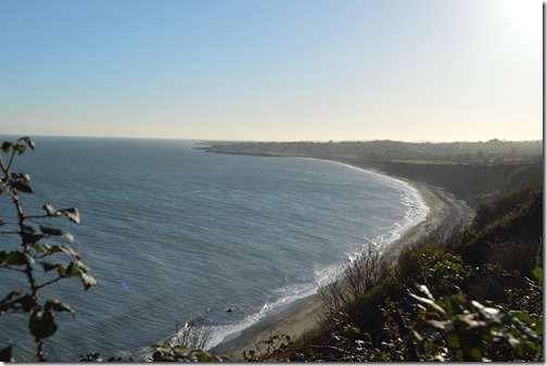 Greystones beach