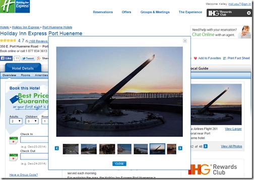 HIX Port Hueneme Alaska Flight 261