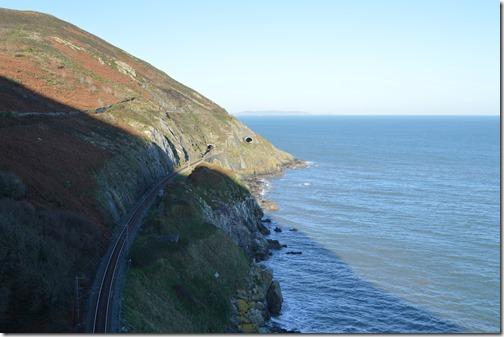 Rail tunnels