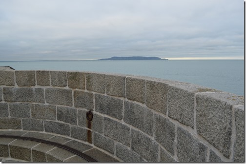 Tower Howth view