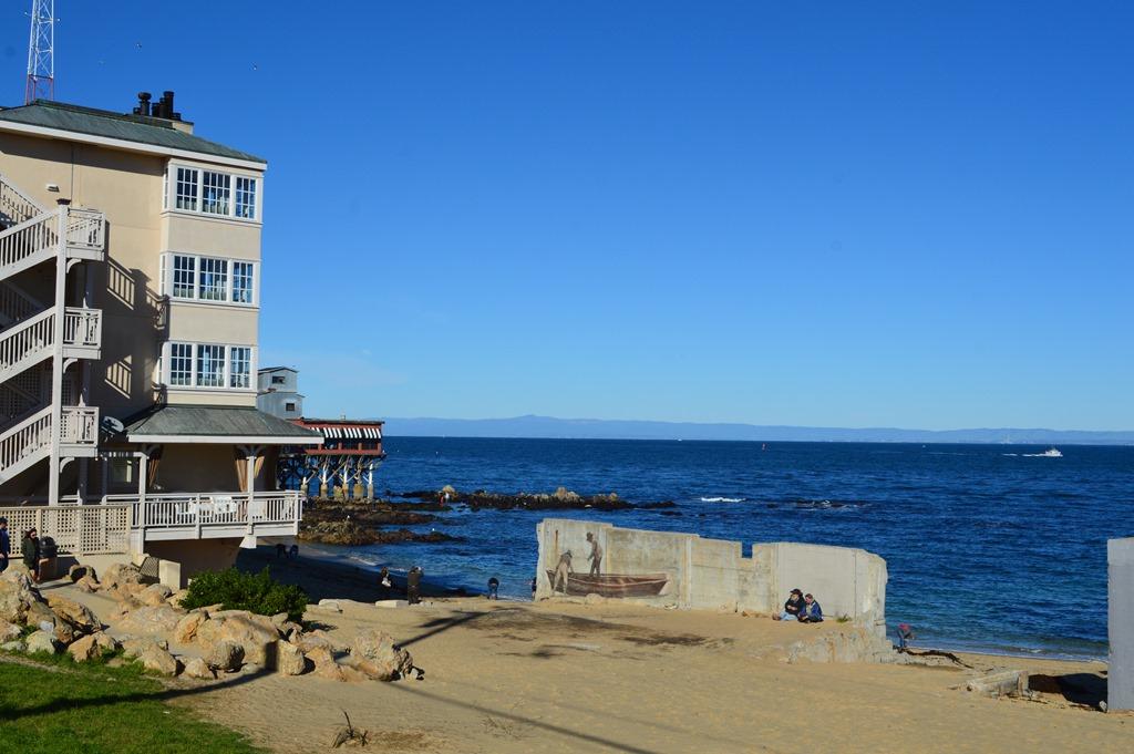 monterey photo essay mcabee beach cannery row