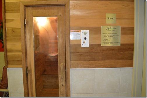 Rad SLC Sauna