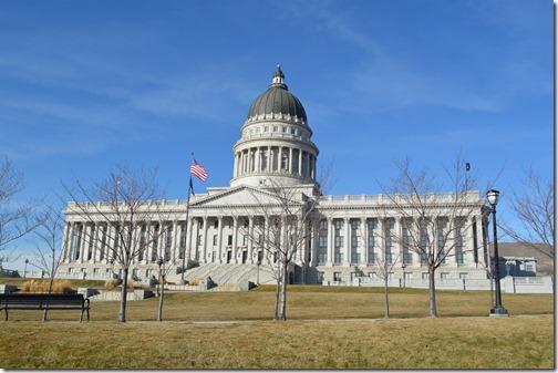 Utah State Capitol -1