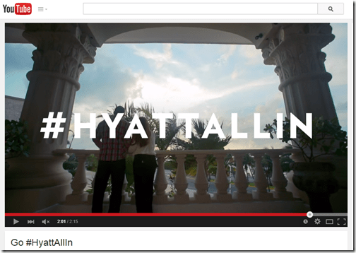 HyattAllIn video