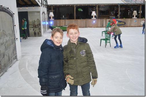 Iceskaters