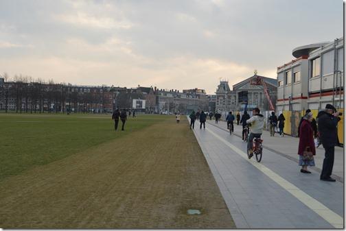 Museumplein field