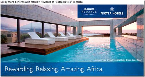 Marriott Rewards-Protea