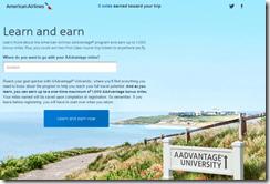 AAdvantage University-a