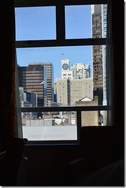 Comfort Inn view