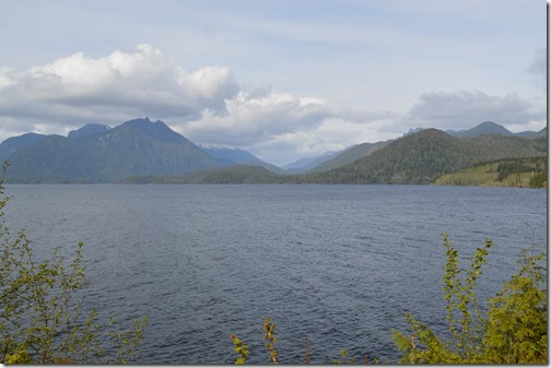 Kennedy Lake BC