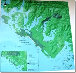 Pacific Rim Map