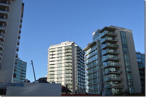 Victoria skyscrapers