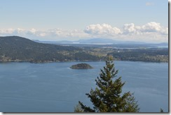 north of Malahat Summit