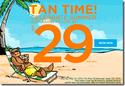 Frontier Tan Time May sale