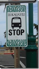 Kauai bus