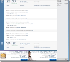 LAX-DPS $689.20 DL Oct15