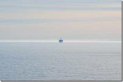 Santa Barbara offshore oil rig-1