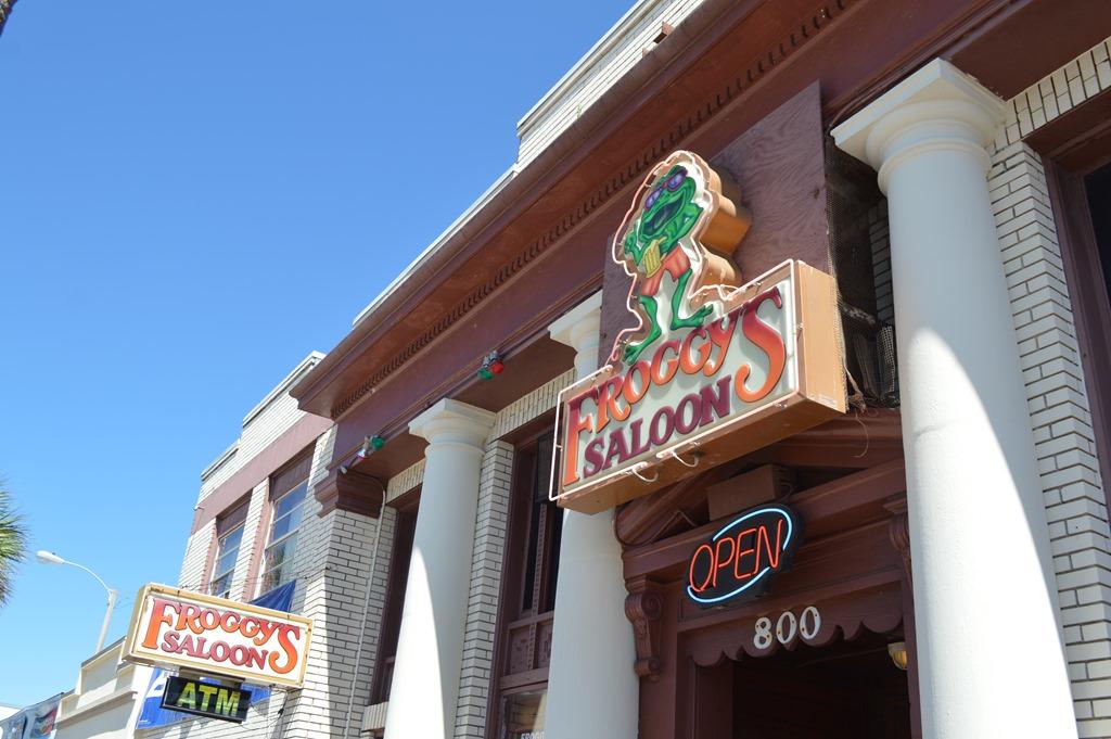 Froggy S Saloon Daytona Beach