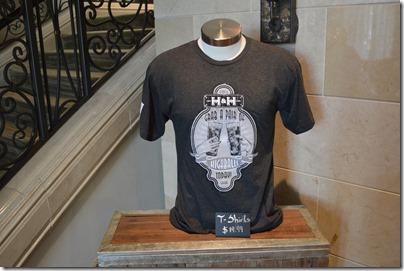 Ritz H-H t-shirt