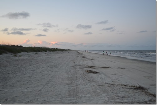 Westin Jekyll beach