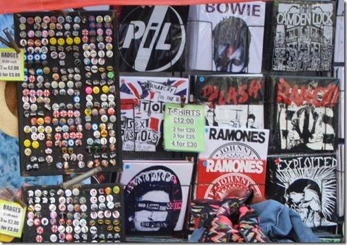 Camden Town vendor