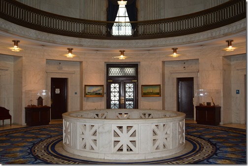 Custom House Rotunda