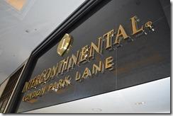 IC Park Lane sign
