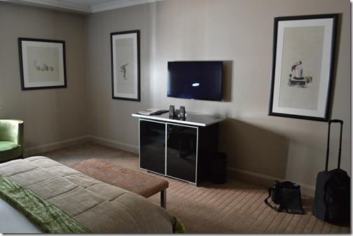May Fair room 355 tv