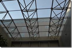 Mezzanine ceiling