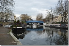 Paddington canals
