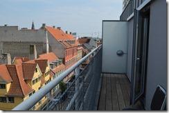 Skt Petri 508 balcony