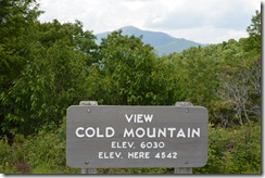 Cold Mountain NC